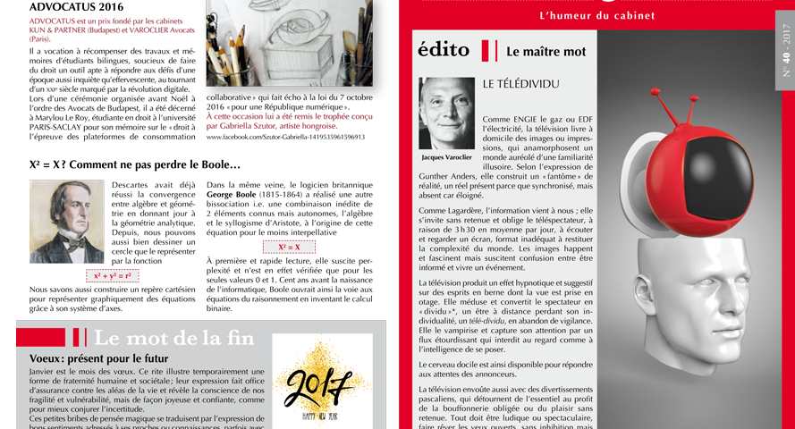 Le Petit Journal N°40