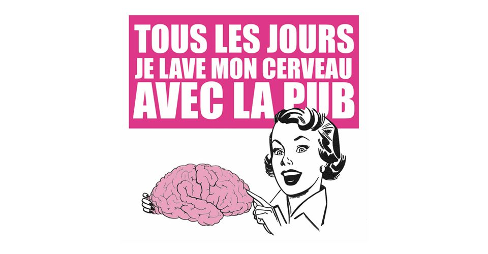 Pub je lave mon cerveau
